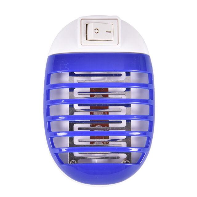 LED Electric Mosquito Fly Bug Insect Trap Zapper Killer Night Lamp 110V 220V ne