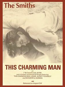 Single from the Smiths This Charming Man