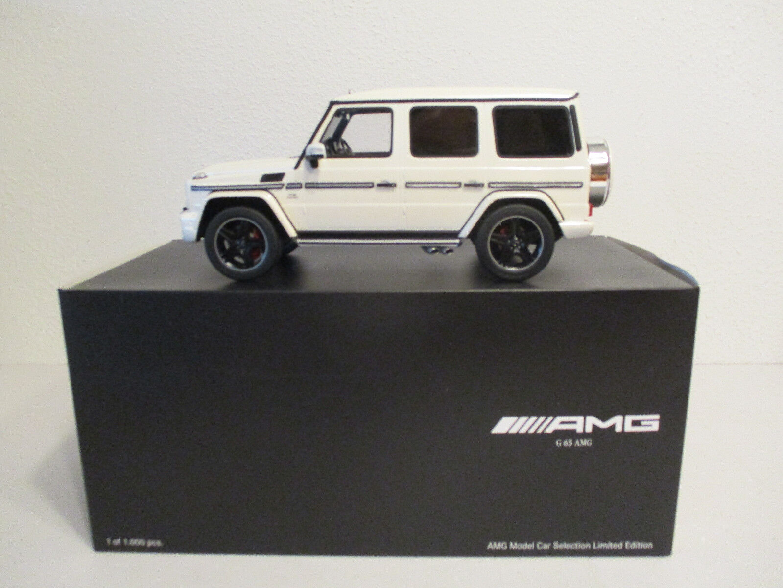 (Gok) 1 18 Gt anda Mercedes Benz G 65 AMG Neuf Embalage Scell 65533;,