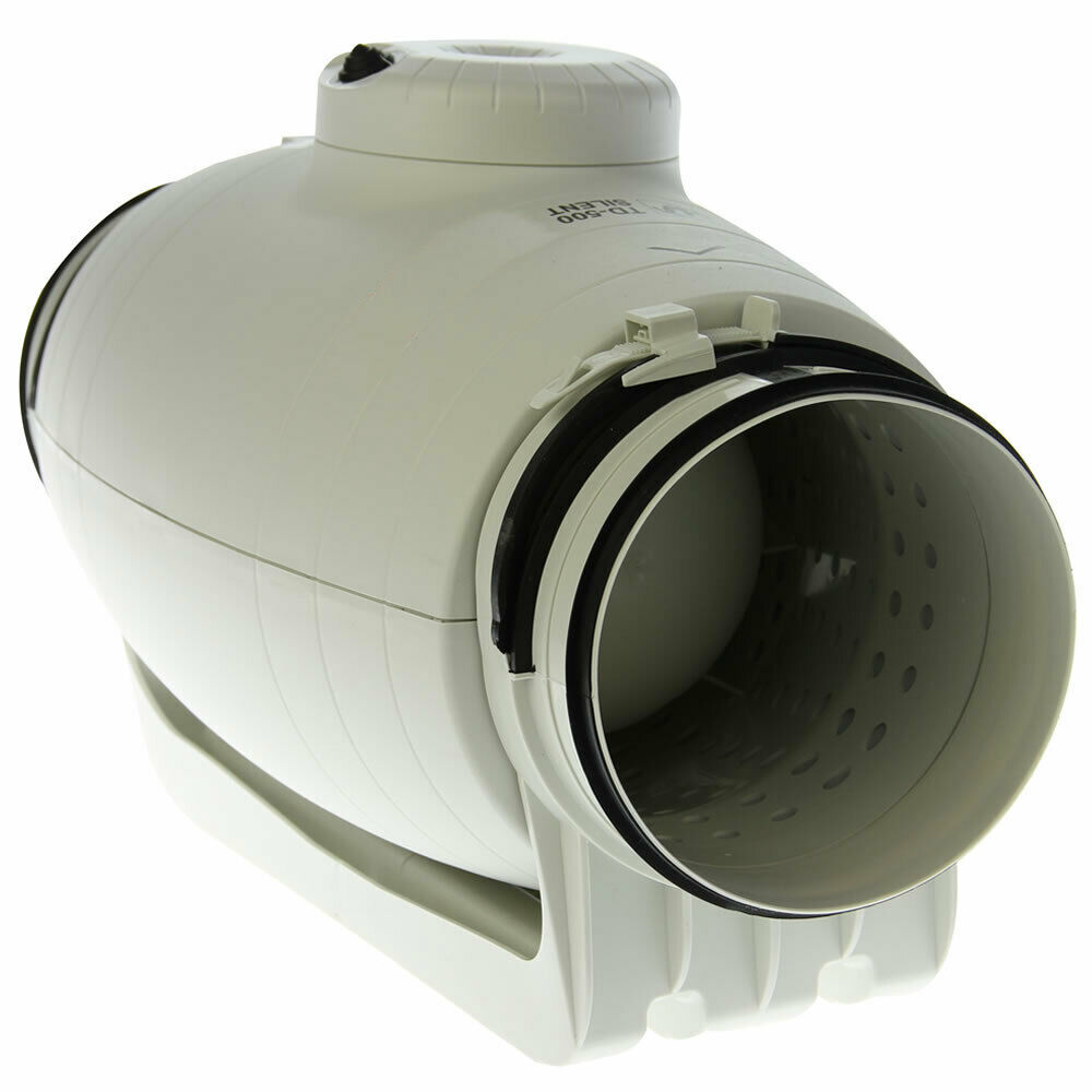 S & P insonorizzato pipe fan TD-350 125 silenzioso