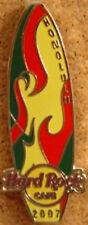 Hard Rock Cafe HONOLULU 2007 SURFBOARD Shortboard Series PIN #6/7 Catalog #41512