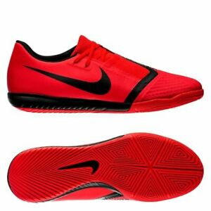 b418fd4a53e10 Nike Phantom VNM Venom Academy IC Indoor 2019 Soccer Shoes Red ...