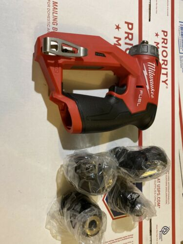 Tool Only Milwaukee 2505-20 M12 FUEL Installation Drill//Driver 4-in-1