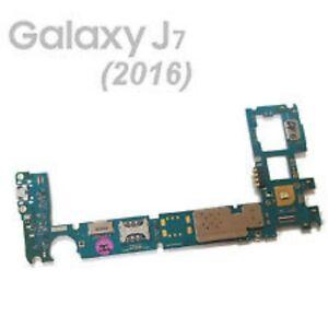 Scheda-Base-Motherboard-Samsung-Galaxy-J7-2016-SM-J710FN-Difettoso