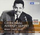 Live in Cologne 1961 + Benny Carter Sextet by Benny Carter Sextet/Cannonball Adderley/Cannonball Adderley Quintet (CD, 2015, Jazzline Records)
