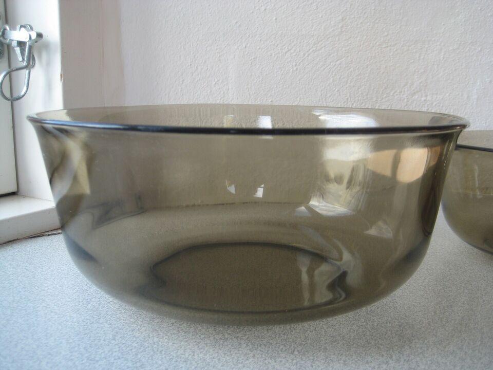 Glas, Glasskål, Arcoroc