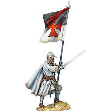 CRU087 Templar Knight with Standard by First Legion