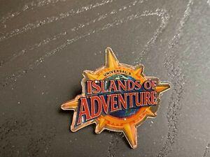 Universal Studios Islands Of Adventure Pin Badge Ebay
