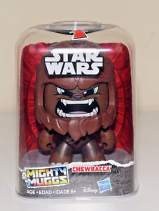 Chewbacca Star Wars Mighty Muggs Hasbro 2018 Version #2 - BRAND NEW in Stock