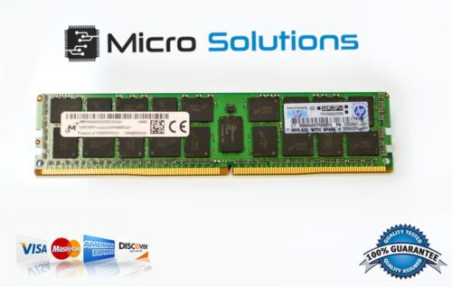 HP 8GB SDRAM LV DIMM PC3L-12800R 731765-B21 735302-001 731656-081 MEMORY