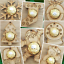 CHRISTMAS-TREE-BAUBLES-FITS-FERRERO-ROCHER-CHOCOLATES-WOODEN-ORNAMENTS-VARIOUS thumbnail 1