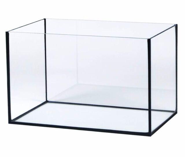 Haustierbedarf Rechteck Becken Glasaquarium Terrarium Fische & Aquarien Aquarium Glasbecken