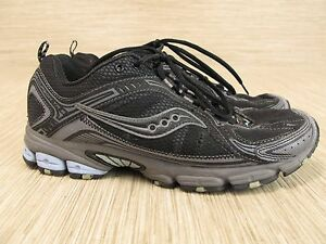 Saucony Excursion TR 6 Black Shoes Women s US 10 EUR 42 Running ... 5d5f664c2c