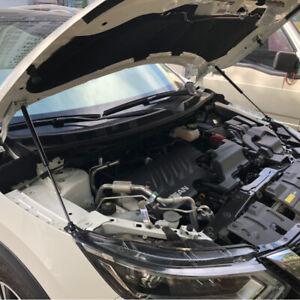 Haubenlift-Haubendaempfer-ohne-Bohren-Fuer-Nissan-Qashqai-Facelift-J11-ab-2019