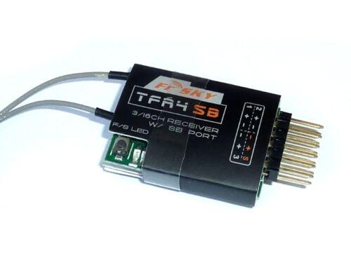 FASST kompatibel zu Futaba mit S.BUS TFR4-SB 3//16 Kanal 2.4GHz