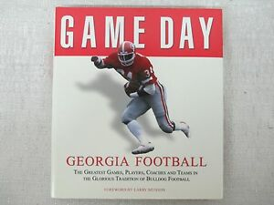 Georgia Bulldogs Football Coffee Table Book Greatest Games