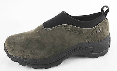 MERRELL Men's Winter Moc II Waterproof Casual Hiking Trail Shoes