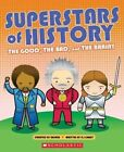 Superstars of History 9780545680240 by Jacob Field Paperback