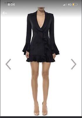 Misha Collection Christy Blazer dress Size 6   eBay