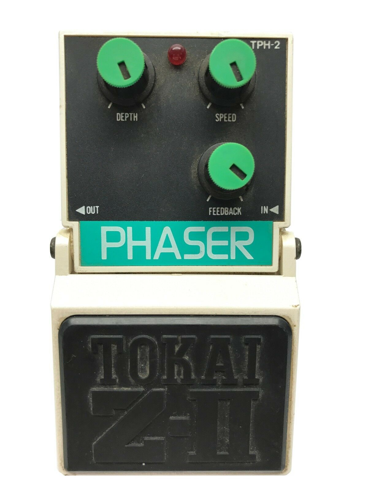 Tokai TPH-2, Phaser, Z-II Super Effect s, MIJ, 1980s, Vintage Effect