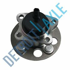 New REAR Toyota Prius C Yaris 4 Lug ABS Complete Wheel Hub and Bearing Assembly