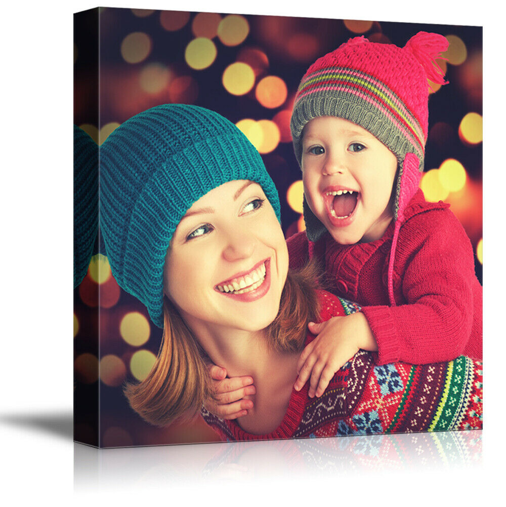 Wall26 Custom Canvas Prints- Personalized Photo Picture to Canvas Print Wall Art 4