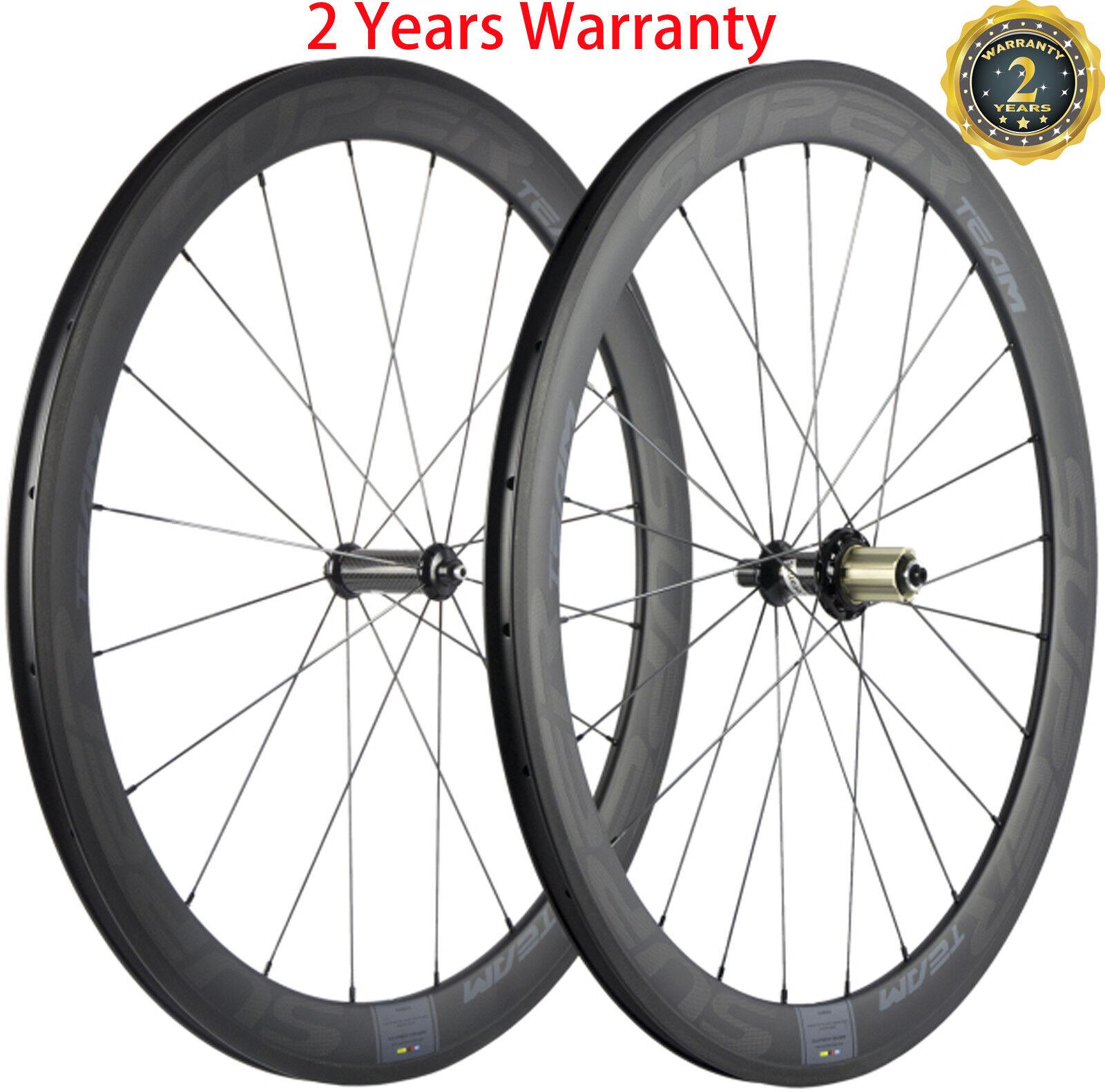 Road Bike R36 Hub Carbon Wheels Powerway R36 Carbon Bike  Wheelset 8 9 10 11S  hot