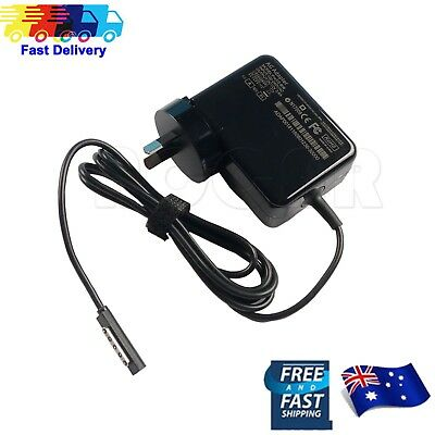 Car Charger Power Supply Adapter For Microsoft Surface 3 Windows Tablet AU