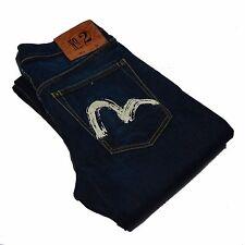 Evisu jeans men size 31 blue Authentic