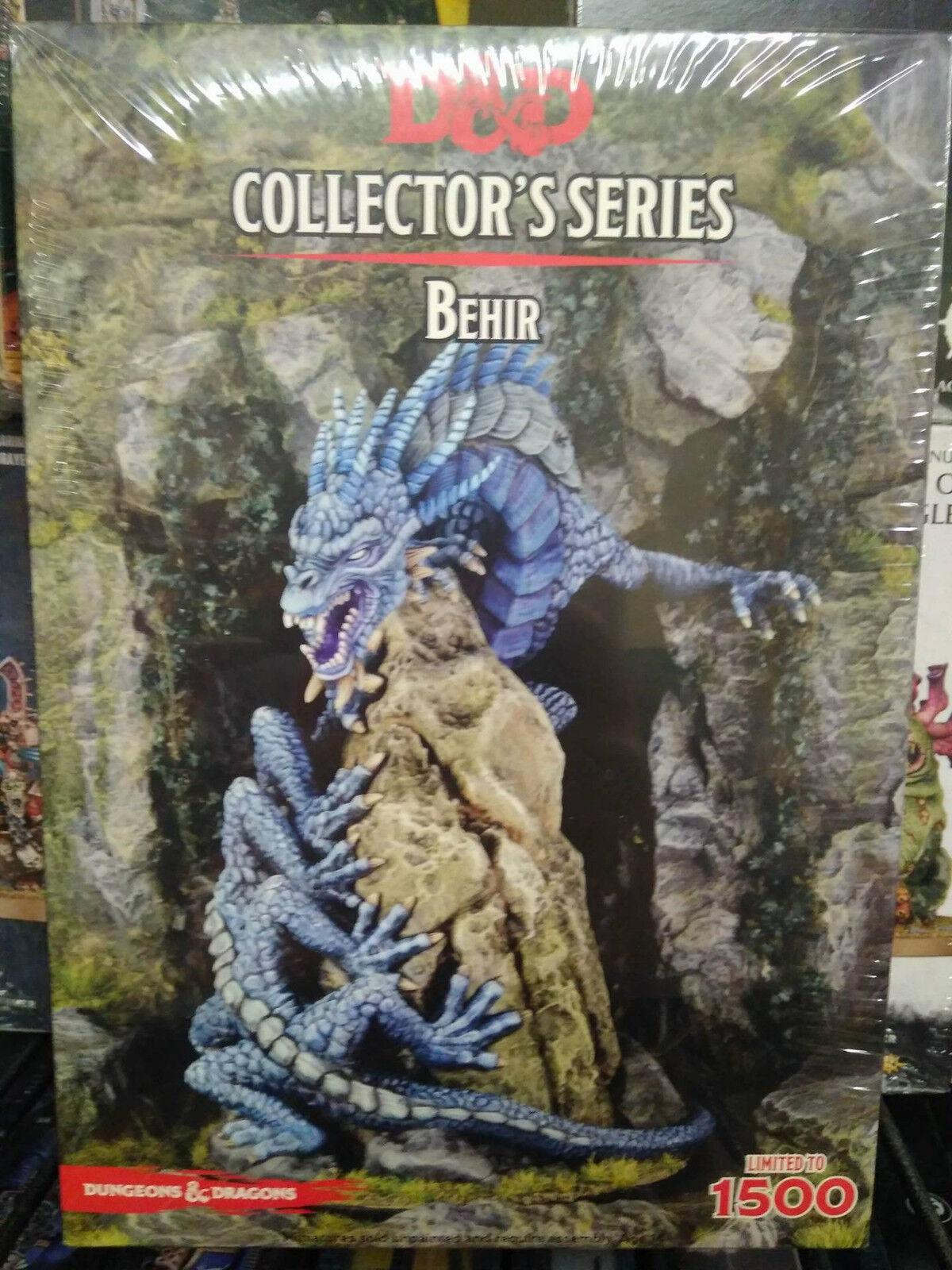 DUNGEONS & DRAGONS COLLECTOR'S SERIES MINIATURES -  BEHIR - Hasbro Wizards  vendita online