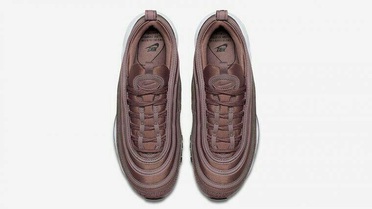 Nike Nike Nike Air Max 97 Leather Purple Smoke UK Size 3.5 AQ8760 200 805308