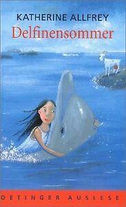 Delfinensommer-von-Allfrey-Katherine-Buch-Zustand-gut