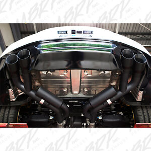 Image Is Loading Mbrp 2016 2019 Chevrolet Camaro Ss Quad Tip