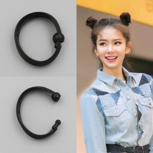 Magic Hair Maker Band Round Updo Donut Hair Styling Tools Headband Accessories