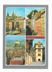 Ak-CSSR-Praha-Mehrbildkarte-Sehr-guter-Zustand