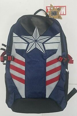 Bioworld Marvel Captain America backpack Gold Star Collection