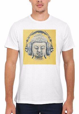 Banksy Dj Buddha Music Art Funny Men Women Vest Tank Top Unisex T Shirt 1783