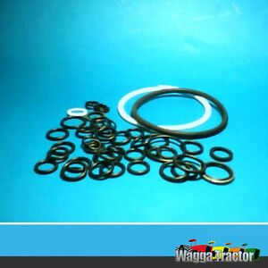 ORK3522-Hydraulic-O-Ring-amp-Seal-Kit-Ford-5000-7000-Tractor-amp-6600-7700-95mm-Cyl