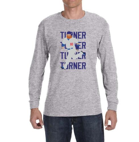 Los Angeles Dodgers Justin Turner Homerun Trot Long sleeve shirt
