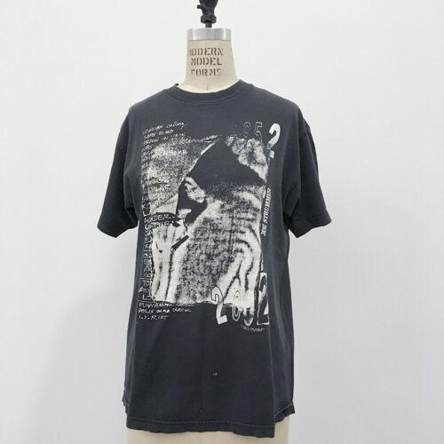 ⭕ 90s Vintage The Clash T-shirt : punk hardcore PI