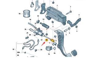 Yamaha XTZ750 Super Tenere 3LD1-3LD8 89-95 Ignition Coil