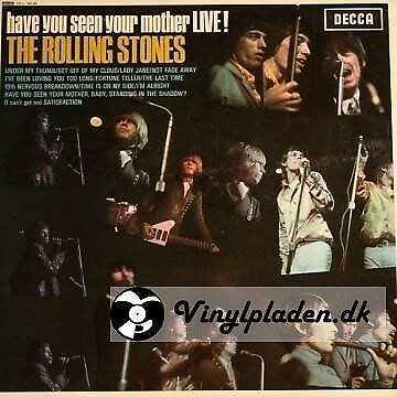LP, Vinyl/LP: The Rolling Stones: Have You Seen..., The…