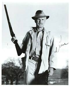 8x10 Photo Picture HAND Autographed Signed: Ted Turner