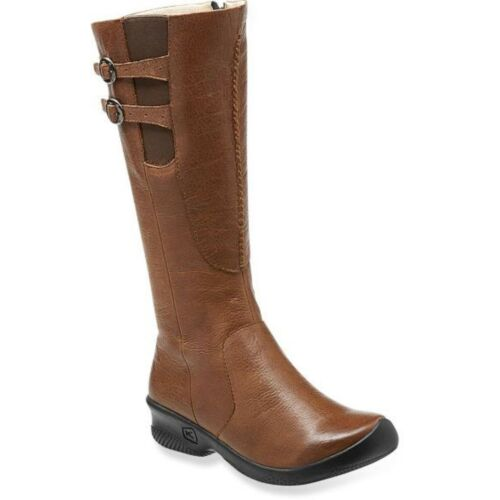 Keen Brown Bern Baby Bern Knee High Boot - Size 8