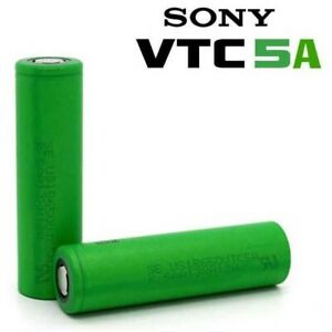 SONY-KONION-US-18650-VTC5A-30A-senza-pin-Batteria-SIGARETTA-ELETTRONICA