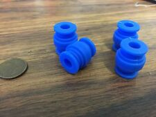 4 Pieces blue  Gimbal Z15  FPV Anti-Vibration Rubber Dampener Ball c2