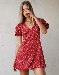 MOTEL-ROCKS-Elfira-Dress-in-Falling-for-You-Floral-Red-S-Small-mr86