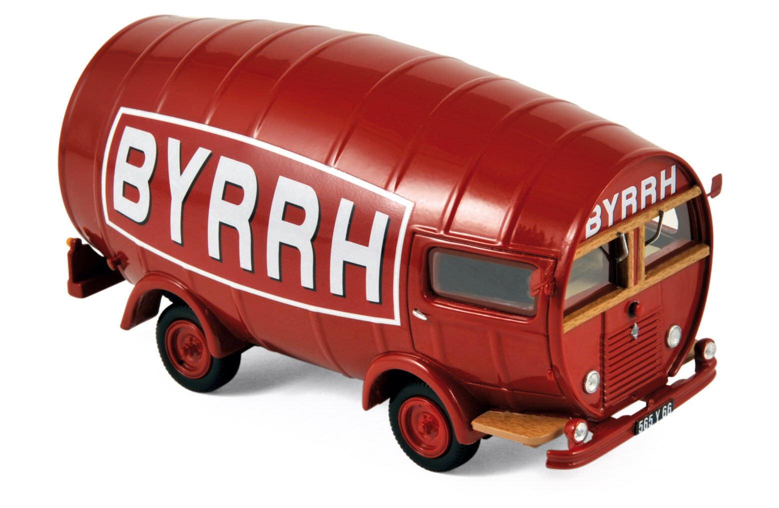 Renault 1400KG 1953 - BYRRH - Caravane Tour de france 1 43 PM0093