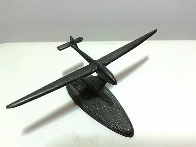 Die Cast Pw-5 Polish Glider Model Technika Collection Polish Prod. 1990's Rare Latest Fashion