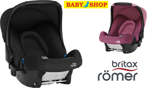 Car-seat-Britax-Romer-BABY-SAFE-0-13-kg-from-birth-rearward-facing-Autositz
